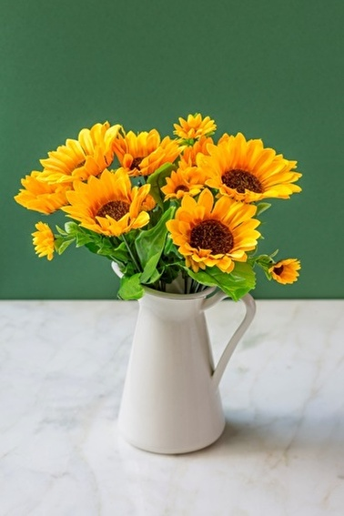 Arma House Sun Flower Yapay Çiçek Renkli